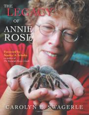 Cover art for THE LEGACY OF ANNIE ROSE