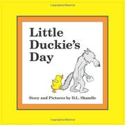 LITTLE DUCKIE'S DAY by D.L. Skandle