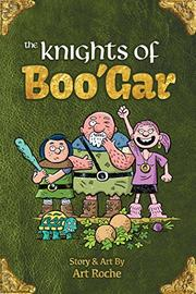 THE KNIGHTS OF BOO'GAR by Art Roche