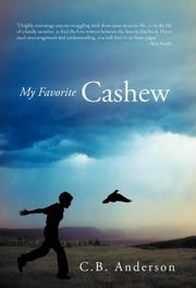 Book Cover for MY FAVORITE CASHEW