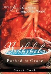 Bathsheba Bathed in Grace by Carol Cook