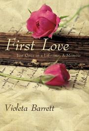 FIRST LOVE by Violeta Barrett
