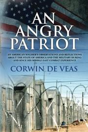 AN ANGRY PATRIOT by Corwin de Veas