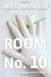 ROOM NO. 10 by Åke Edwardson
