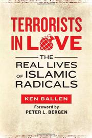 TERRORISTS IN LOVE by Ken Ballen