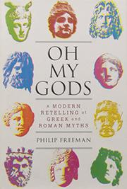Cover art for OH MY GODS
