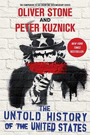 Cover art for THE UNTOLD HISTORY OF THE UNITED STATES