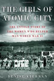 Book Cover for THE GIRLS OF ATOMIC CITY