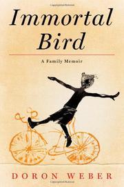 IMMORTAL BIRD by Doron Weber