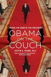 OBAMA ON THE COUCH by Justin A. Frank