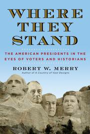 Book Cover for WHERE THEY STAND