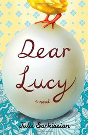 Book Cover for DEAR LUCY