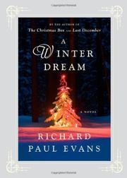 Book Cover for A WINTER DREAM