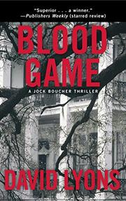 BLOOD GAME by David Lyons