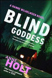 Cover art for BLIND GODDESS