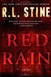 Book Cover for RED RAIN
