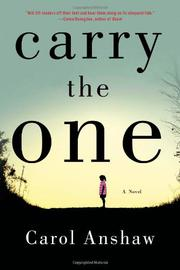 Cover art for CARRY THE ONE