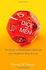 OF DICE AND MEN by David M. Ewalt