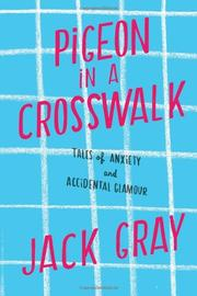 Book Cover for PIGEON IN A CROSSWALK