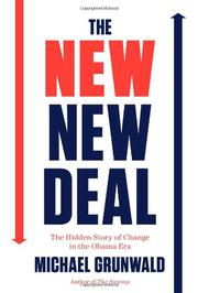 Book Cover for THE NEW NEW DEAL