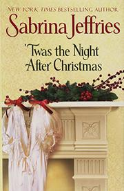 Book Cover for 'TWAS THE NIGHT AFTER CHRISTMAS