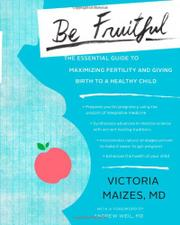Book Cover for BE FRUITFUL