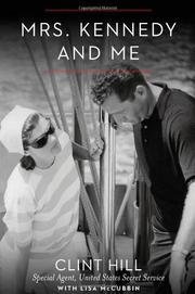 Book Cover for MRS. KENNEDY AND ME