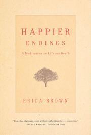 Cover art for HAPPIER ENDINGS