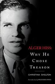 Cover art for ALGER HISS