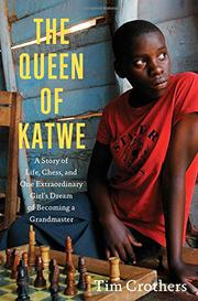 Book Cover for THE QUEEN OF KATWE