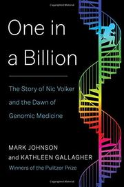 ONE IN A BILLION by Mark Johnson