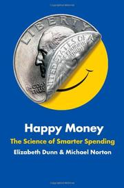 HAPPY MONEY by Elizabeth Dunn
