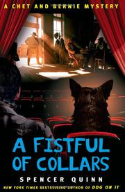 Book Cover for A FISTFUL OF COLLARS