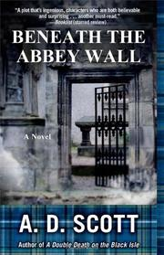 Cover art for BENEATH THE ABBEY WALL