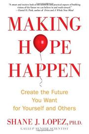 Book Cover for MAKING HOPE HAPPEN