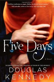 Cover art for FIVE DAYS