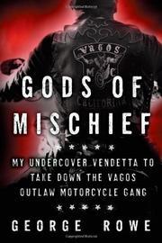 GODS OF MISCHIEF by George Rowe