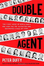 DOUBLE AGENT by Peter Duffy