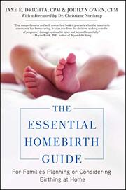 Book Cover for THE ESSENTIAL HOMEBIRTH GUIDE