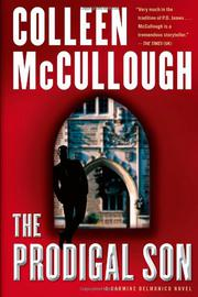 THE PRODIGAL SON by Colleen McCullough