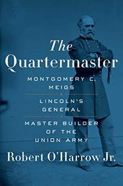 THE QUARTERMASTER by Robert O'Harrow Jr.