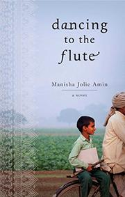 Book Cover for DANCING TO THE FLUTE