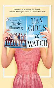 Cover art for TEN GIRLS TO WATCH