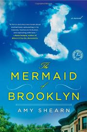 Cover art for THE MERMAID OF BROOKLYN