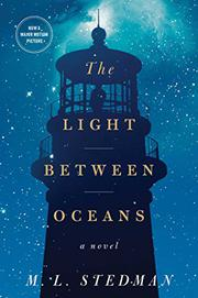 Cover art for THE LIGHT BETWEEN OCEANS