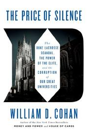THE PRICE OF SILENCE by William D. Cohan