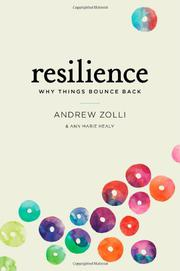 RESILIENCE by Andrew Zolli