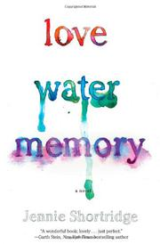 Book Cover for LOVE WATER MEMORY