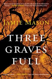Book Cover for THREE GRAVES FULL