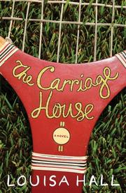 Cover art for THE CARRIAGE HOUSE